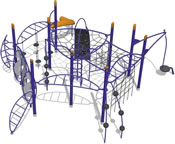 Vybavení dětských hřišť