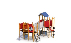 Dětská hřiště HAGS