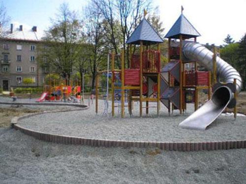 Dětská hřiště v Havířově