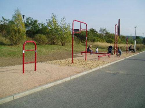 Fitness vybavení v Praze 12