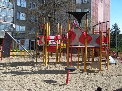 Dětské prolézačky v Praze